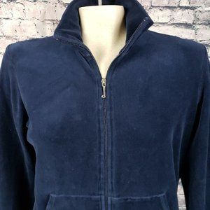 Juicy Couture Velour Jacket XL
